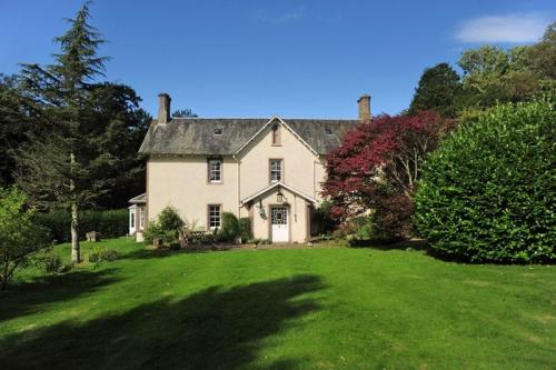 Large self-catering house in Perthshire